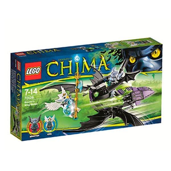 El guerrero alado de braptor *chima
