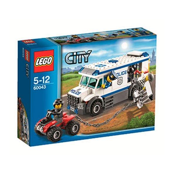 Transporte de prisioneros *lego city