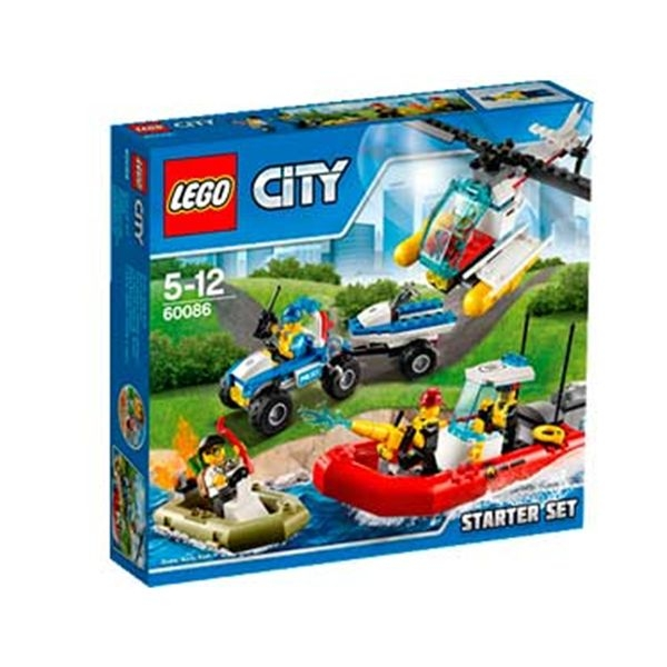 Set introduccion: lego city