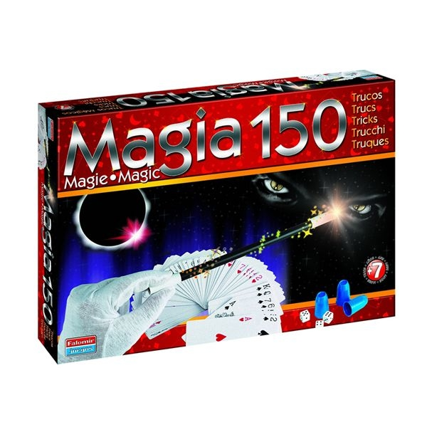 Caja magia 150 trucos