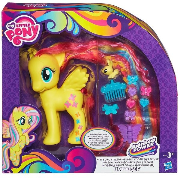 My little pony a la moda de lujo