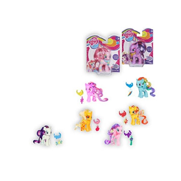 My little pony - pony amiguitas