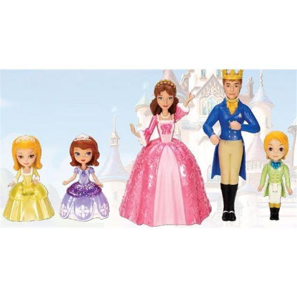 Sofia y la familia real