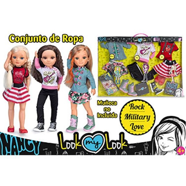 Nancy 3 set de ropa fashion