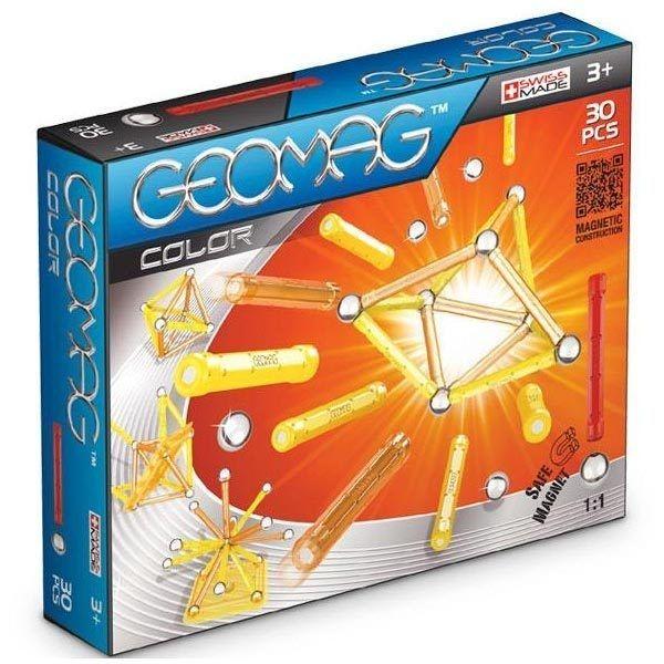 Geomag color 30 piezas