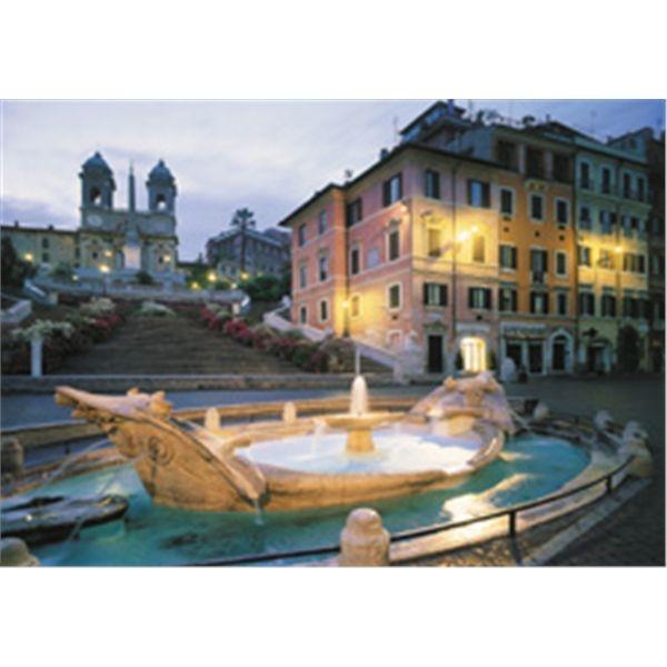Plaza de espaa - roma