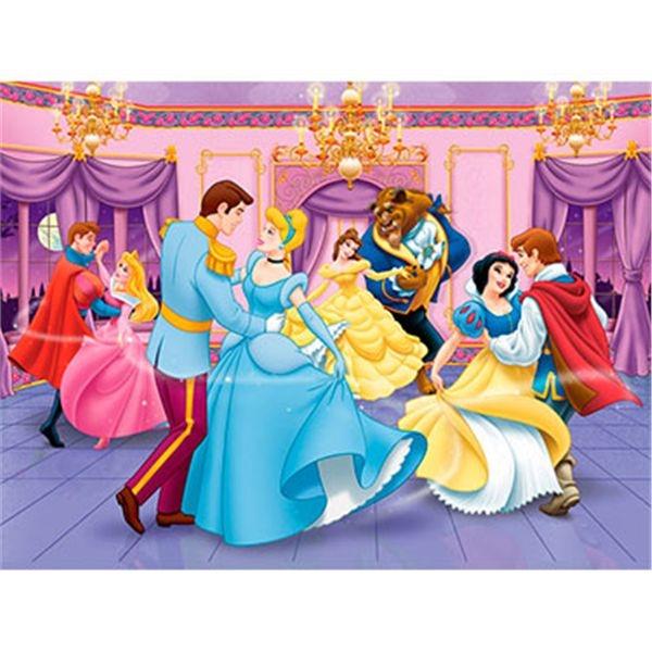 Puz.300 el baile de las princesas